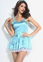 low price dresses - New Fascinated Cinderella Dress Fairy Tale Costume Low price fine quality fast shipping B6076GF