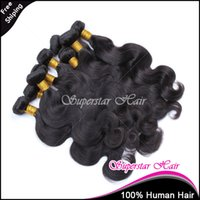 cuticle remy hair - 2PCS Princess Remy Human Hair Natural Color Unprocessed Indian Virgin Hair Body Wave Human Hair Weave Bundles Extensions Full Cuticle