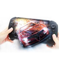Wholesale Ipega Quad Core Android GHz Game Player console with inch x600 point capacitive touch screen