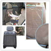 Wholesale Feitong Crown Quality Car Auto Seat Back Protector Cover For Children Kick Mat Mud Clean Wholesales