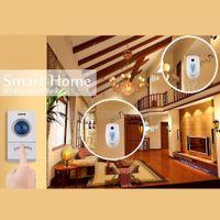 bamboo songs - 38 Songs Wireless Door Bell Remote Control Wireless Digital Doorbell hv3n