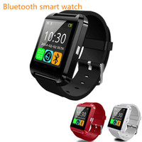 Wholesale original Bluetooth Smart watch U8 U wearable Watch for Samsung S4 Note3 S5 Android Smartphones