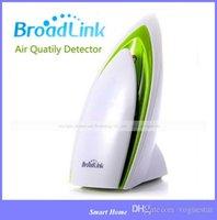 Wholesale Broadlink A1 wifi Air Purifier Intelligent smart home Automation E air Air Quatily Detector Test Air smart phone remote