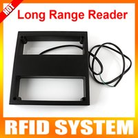 Wholesale 1M RFID Long Range Reader for Parking System RFID Proximity Card Reader Wiegand Reader