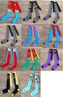 baseball capes - Little Pony Superman supergirl Wonder Woman Robin Batman Batgirl Socks Knee High With CAPE women girls Sports Socks colors