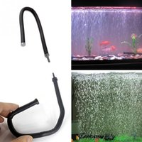 Wholesale high quality Air bubble tube for fish tank cm Fish Tank Air Curtain Bubble