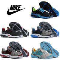 carving - Nike Air Presto Running Shoes Men Original Cheap Sneakers Mesh Surface Carving Walking Boots Men s Sport Shoes Size Eur