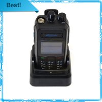 amateur radio digital - High quality fm radio KIRISUN K700 UHF MHz handheld Digital transceiver analog amateur radio with SMS function