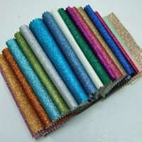 Wholesale 10 meter Chinese glitter fabric for wall decoration