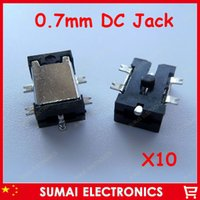 Wholesale 10pcs MM Tablet PC Charging Power Connector DC Power Jack for Flytouch