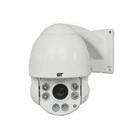 Wholesale 1080P HD Outdoor With Inch x Optical Zoom Middle Speed Dome IP PTZ Camera