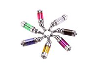 3.0ml purple blue original Iclear 30s Clearomizer Iclear30s atomizer Totatable Replaceable Duil Coil Atomizer with Innokin Itaste Nest cleartomizer