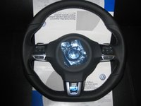 air bag assembly - Scirocco R Golf R20 Magotan CC R section of the steering wheel air bag assembly containing spot package installation
