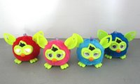 furby - 20pcs Newest Firbi Plush Toy Speaking In Russian Mini Firby Boom Elves Recording Interactive Electric Toys Compatible with Furby