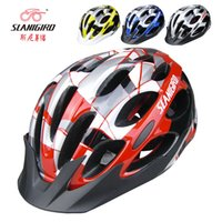 bicycle helmet unique - 4 color New Unique Safety Helmet riding bicycle helmet integrally molded mountain helmet High Quality LH11