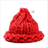 Cheap 500 TOPB4980 9 color Unisex Ulzzang hand made beanie winter knitting wool cap hats Knit Skull Sports Basketball Cap Warm Hats Basketball Cap