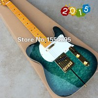 Wholesale New Arrival Custom Shop TL Electric Guitar Merle Haggard Signature Tuff Dog SUPER RARE Excellent Quality In Stock