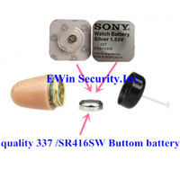 sr416sw - 10pcs buttom battery for mimi earpiece SR416SW V Cell Button Batteries