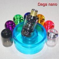 age glasses - Ohmega Ohm ega Nano Tank Sub Ohm RTA Tank Atomizer Bottom Re filled vs ohmega RBA Aotmizer ohm age RTA