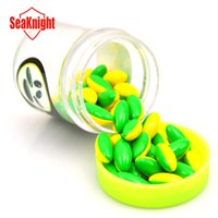 Cheap 2 Sets Lot SeaKnight 2015 Peas Carp Fishing Lure Soft Lure Carp Fishing Bait With Box