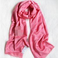 Wholesale silk cashmere scarf winter female long scarf shawl C