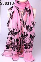 bee tassels - New Fashion Tassel Winter Warm Bee Shape Chiffon Ice Silk Rayon Microfiber Scarves amp Wraps Shawl For Women