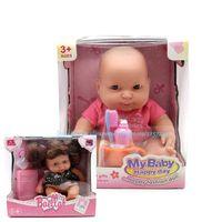 Poupées Simulation silicone Reborn Baby Baby Doll Mini Adora Reborn bébé Loisirs Jouets enfants réaliste Childen cadeau 18cm