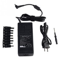 Wholesale Metal Universal Adapter for Laptop In Car DC Charger Notebook AC Adapter Power Supply W