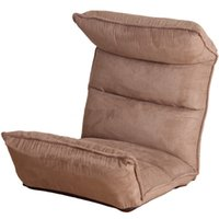 modern sofa - Floor Folding Chaise Longue Chair Modern Fashion Color Living Room Comfort Daybed Lazy Reclining Upholstered Sleeper Sofa Bed