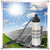 Wholesale top quality high flow mini solar pump dc brushless centrifugal pump without solar panel
