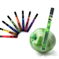 food grade stainless steel pipe - Green Vapor Beneficial ShiSha Pen Food Grade E Cigarette Puffs Stainless Steel Hookah Good Tastes Colorful Water ShiSha Pipe