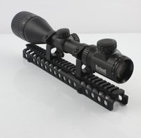 air rifles - telescopic sight X50AOE Red Green Dot Reflex SightOptical Riflescope Mil Dot Air Rifle Optics Sniper Deer Hunting Scope FOR mm or mm