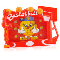 basketball photo frame - Lounged cartoon clocks personalized red basketball quality photo frame the appearance of small alarm clock