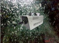 Wholesale DHL hot sale W mini snow machines