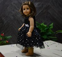 american girl doll communion dress - Doll Clothes fits quot American Girl Handmade black blue Party Dress and Girl Handmade First communion Wedding Dress