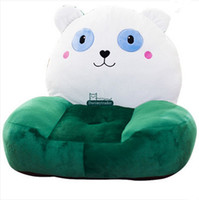 baby giant pandas - Dorimytrader cm X cm Lovely Stuffed Soft Plush Giant Cartoon Panda Children Sofa Kids Toy Colors Nice Baby Gift DY60888