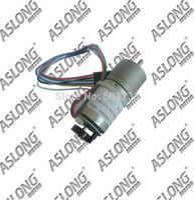 12v dc motor - 2pcs JGA25 v RPM high torque dc gear motor electric dc motor