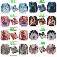 Wholesale 2015 men women unisex color D fleece garment iswag Print galaxy Sweatshirt Pullover coat jacket Hip Hop Hoodies Sweaters BBB3130