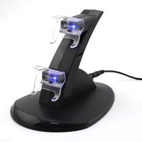 Cheap 2014 New Arrival 2 USB Charging LED Dock Station Stand Chargers for XBOX ONE X-ONE Controller With Low Price