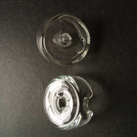 Wholesale Glass Carb Cap fitting for the Quartz Honey Bucket Nail or Glass Honey Bucket Nail