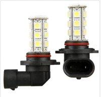 acura fog lights - 10PCS HB4 Xenon SMD LED White K Car Fog Light Lamp Bulb Bright Running Car DRL Fog Lamp