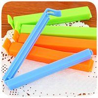 Wholesale 10 cm Portable Family Tool Keep Innovation Of Food Fresh Plastic Bag Sealing Clip
