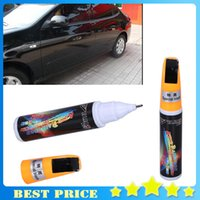 Wholesale Black Dropshping Fix it PRO Painting Pen Car Scratch Repair for Simoniz Clear Pens Packing car styling car care