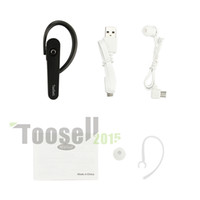 android wireless headphones - toosell Universal V4 A2DP Stereo Headset Bluetooth Headphone for iPhone Android Smartphone Black