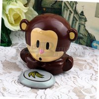 airs monkey - 1 Cute Monkey Hand Nail Art Tips Gel Polish Dryer Blower Manicure Beauty Tool