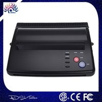 tattoo copier - lowest price A4 Transfer Paper black Tattoo copier thermal stencil copy Transfer Machine