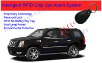 Cheap free shipping RFID key anti-theft 12Voltage transponder immobiliser car security system passive car alarm North America Mexico