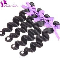 Wholesale 3 Bundles Binhui Cheap Brazilian Body Wave Hair Virgin Hair Sale Natural B g Unprocessed Remy Factory Tangle Shedding Free