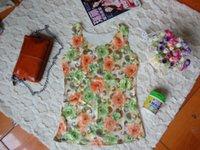 Wholesale 2015 summer ice silk halter top Korean women s fashion color bright silk halter top