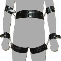 Cheap Wrist & Ankle Cuffs Bondage Gear Best Unisex  BDSM Games